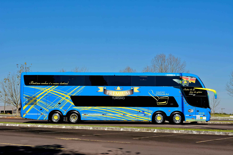 Ônibus 2019 - Foto 1