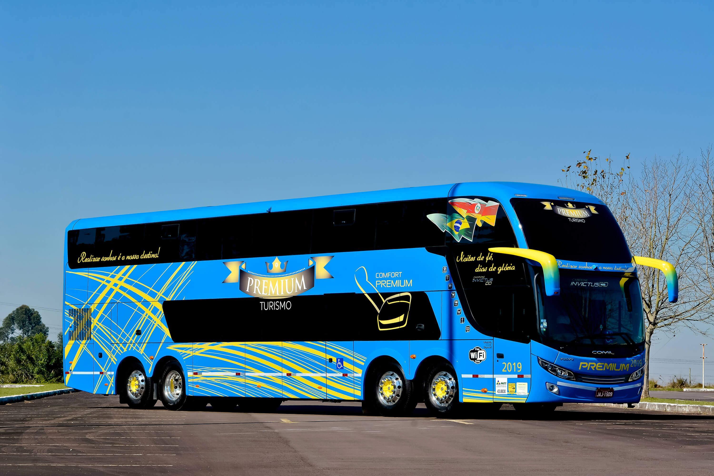 Ônibus 2019 - Foto 2