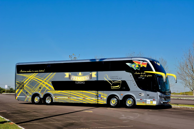 Ônibus 2020 - Foto 1