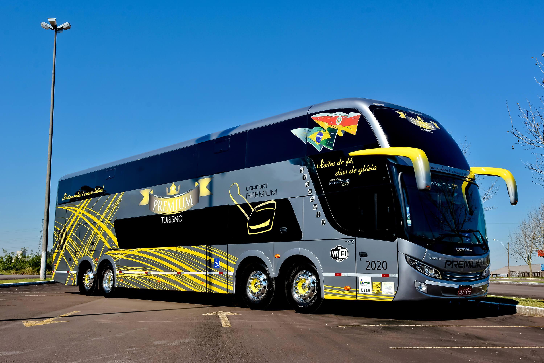 Ônibus 2020 - Foto 2