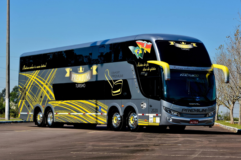Detalhes do produto Ônibus 2020