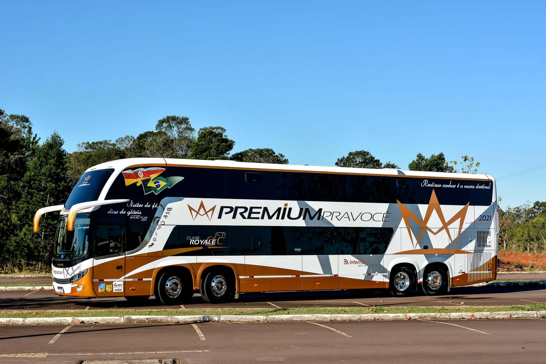 Ônibus 2021 - Foto 1