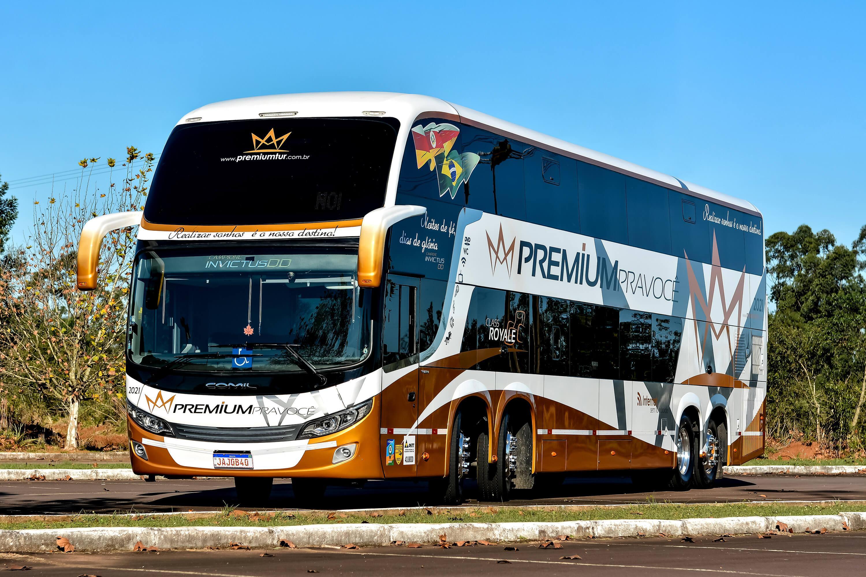 Ônibus 2021 - Foto 2