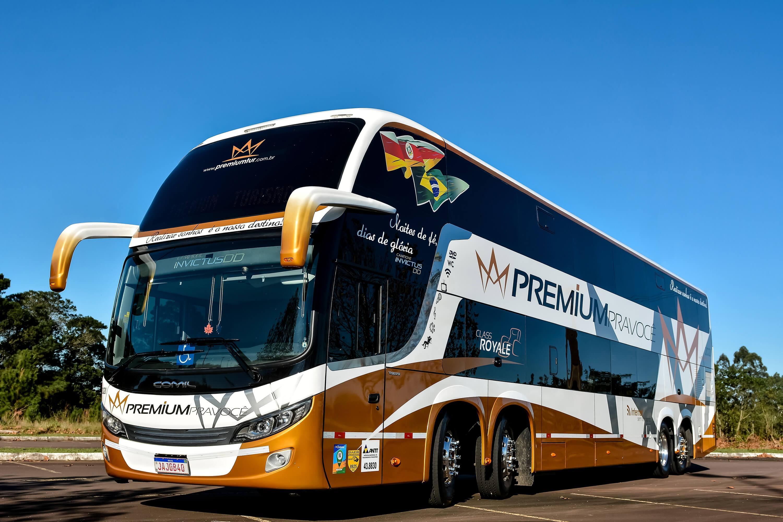 Detalhes do produto Ônibus 2021