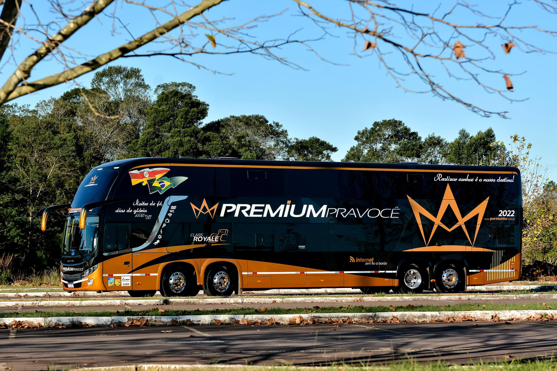 Ônibus 2022 - Foto 2