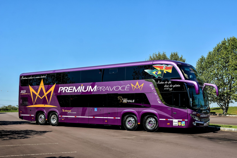 Ônibus 2023 - Foto 1