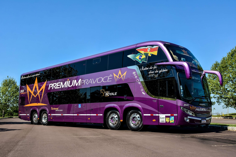 Ônibus 2023 - Foto 2