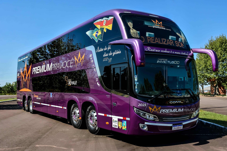 Ônibus 2023 - Foto 4