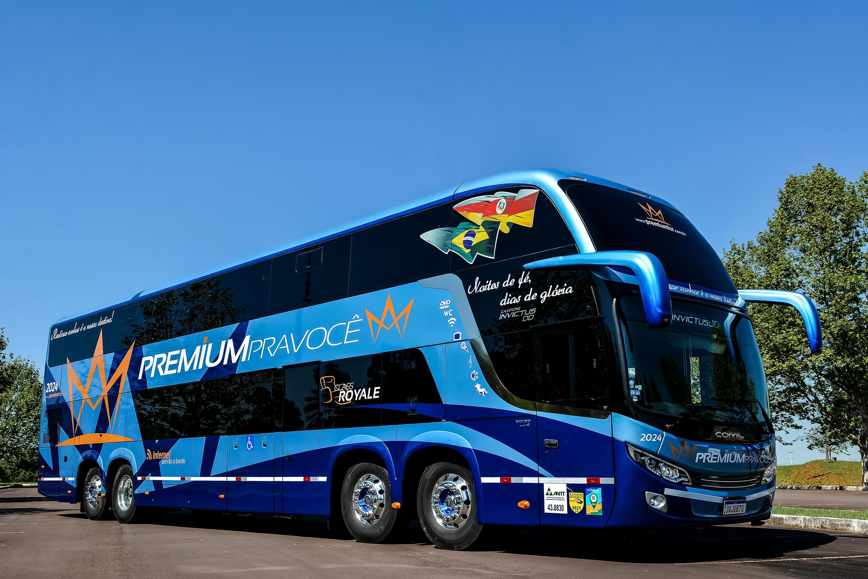 Ônibus 2024 - Foto 1
