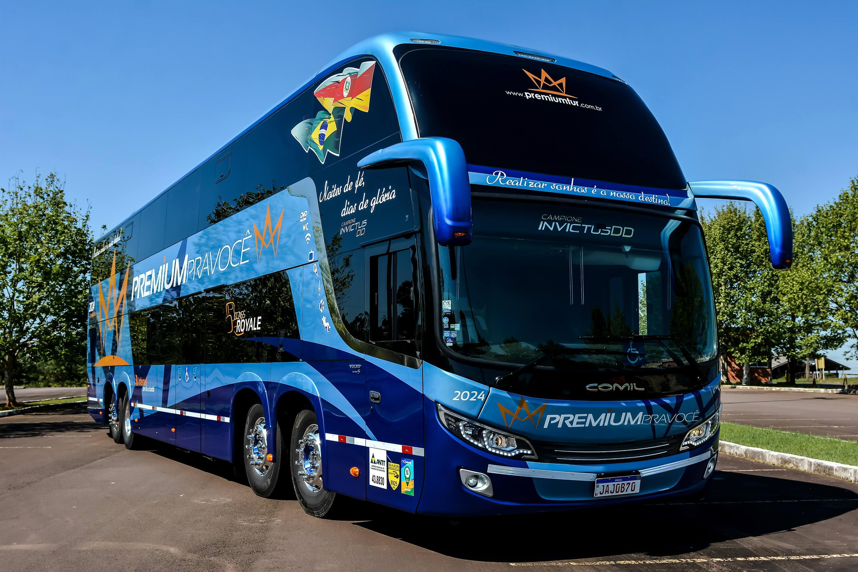 Ônibus 2024 - Foto 2