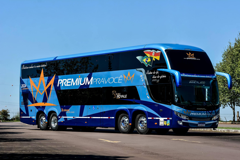 Ônibus 2024 - Foto 3