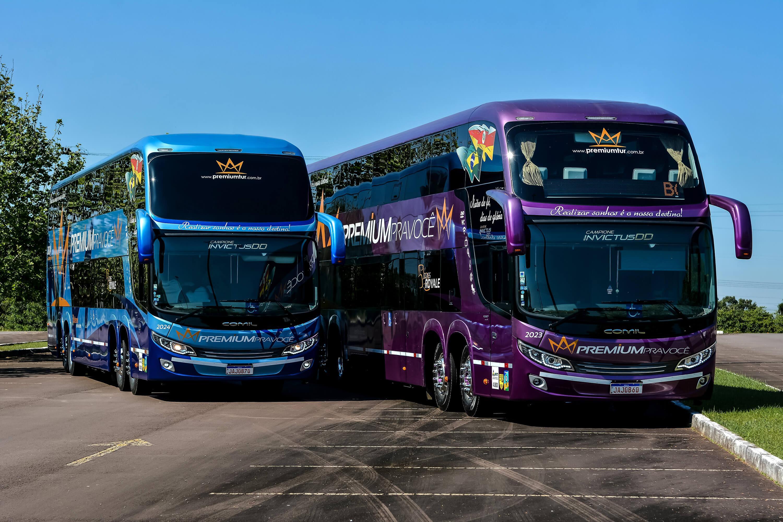 Ônibus 2024 - Foto 48