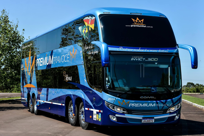 Ônibus 2024 - Foto 5
