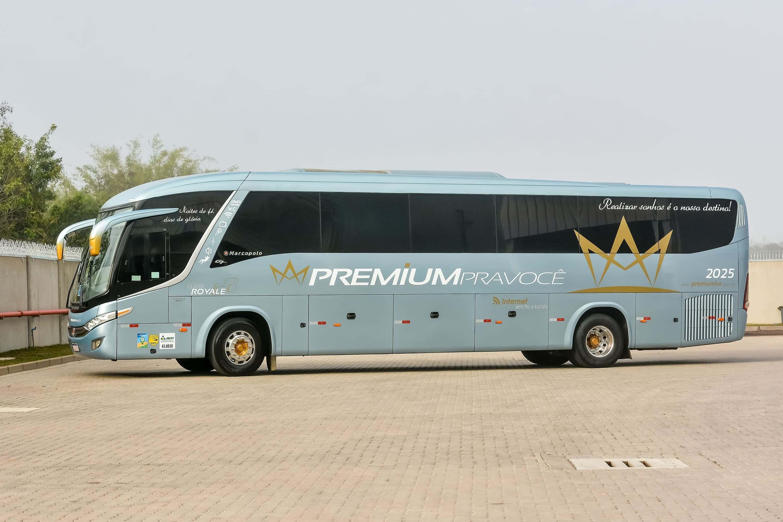 Ônibus 2025 - Foto 1