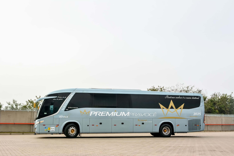 Ônibus 2025 - Foto 10