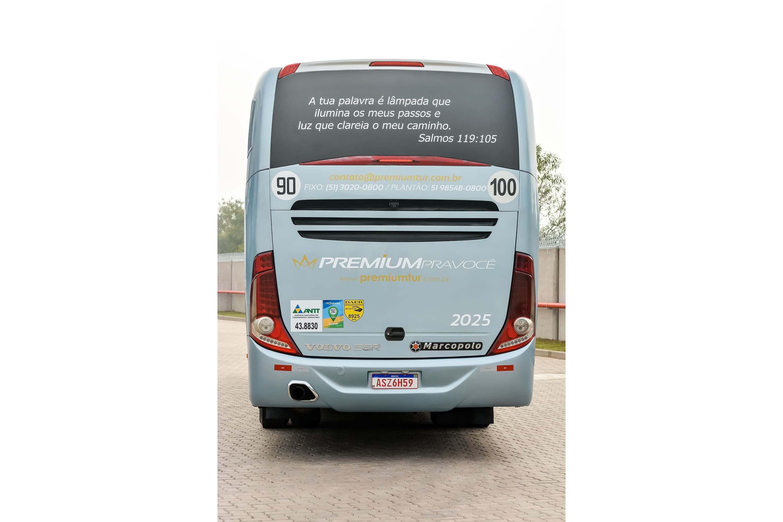 Ônibus 2025 - Foto 11