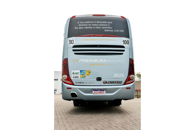 Ônibus 2025 - Foto 12