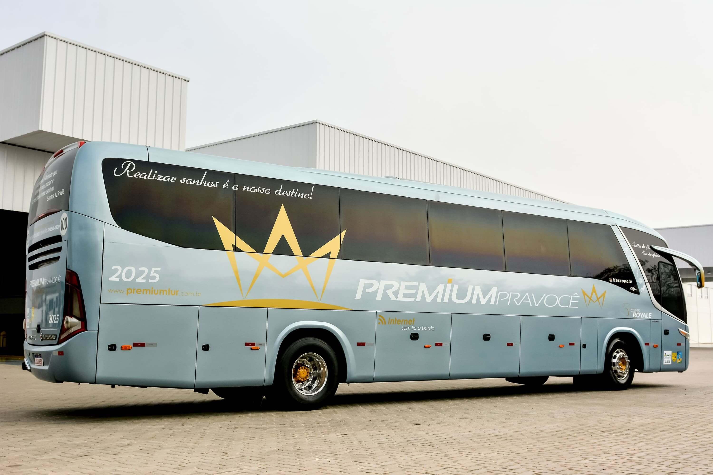 Ônibus 2025 - Foto 13