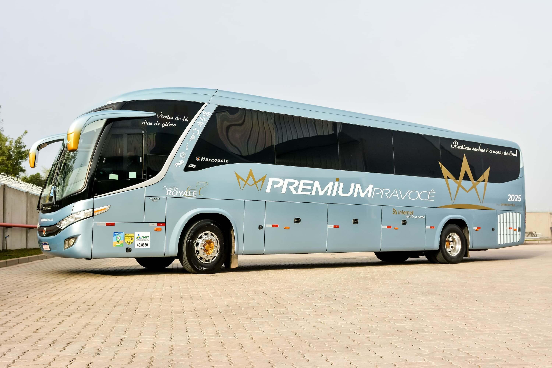 Ônibus 2025 - Foto 2