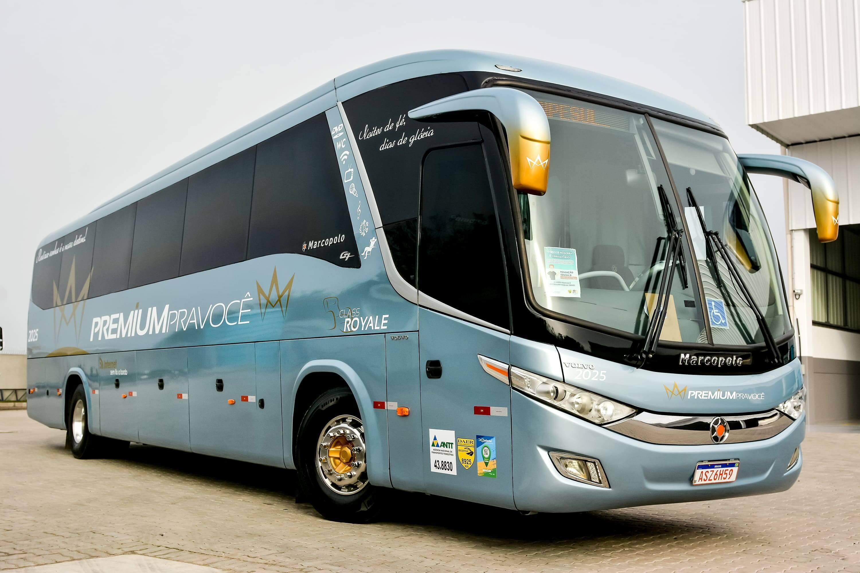 Ônibus 2025 - Foto 6