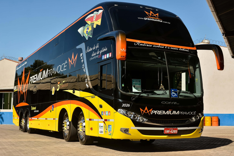 Ônibus 2026 - Foto 1