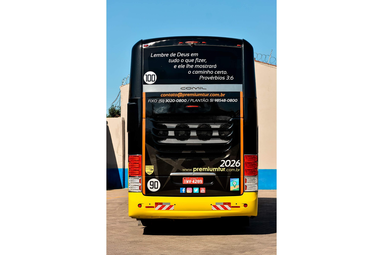 Ônibus 2026 - Foto 15