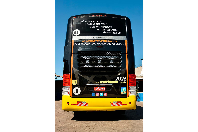 Ônibus 2026 - Foto 16