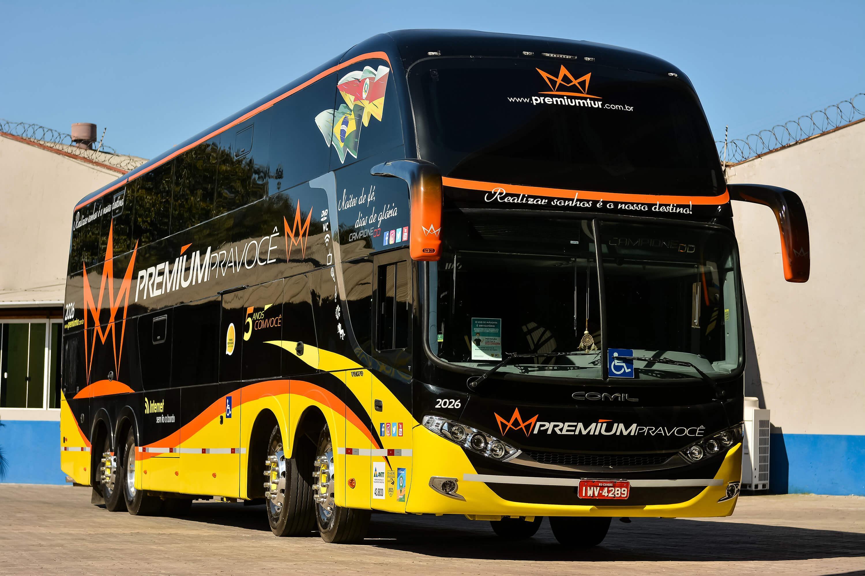 Ônibus 2026 - Foto 2