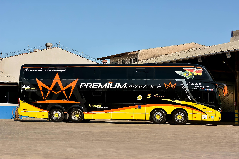 Ônibus 2026 - Foto 6