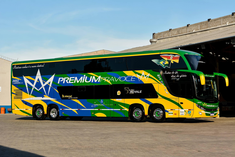 Ônibus 21002 - Foto 1