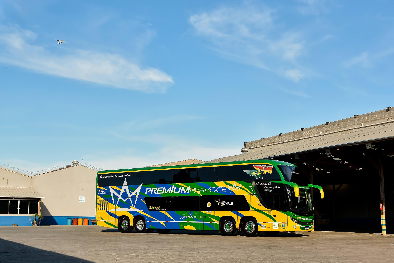 Ônibus 21002 - Foto 2